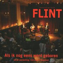 CD Flint – Als ik nog eens word geboren