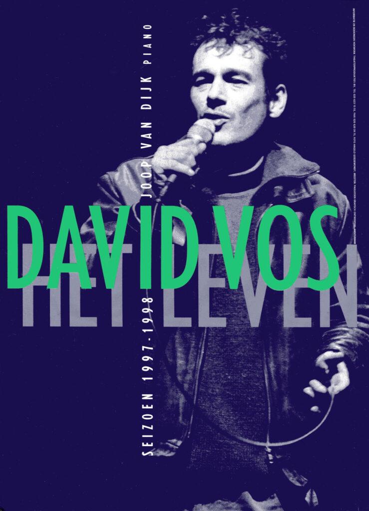 David Vos zingt Het leven
