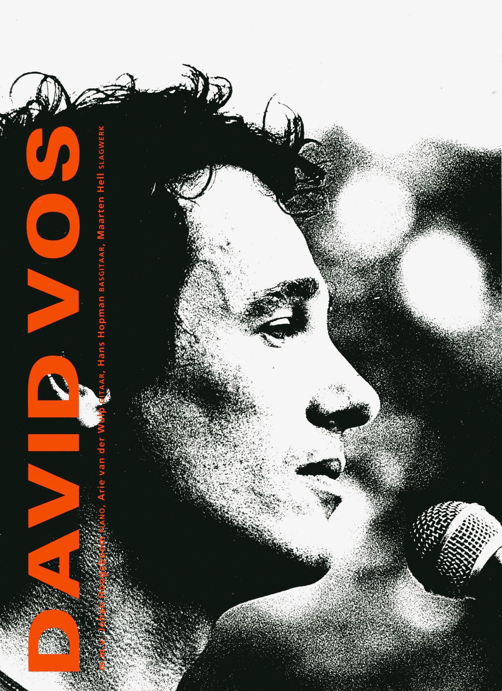 poster David Vos